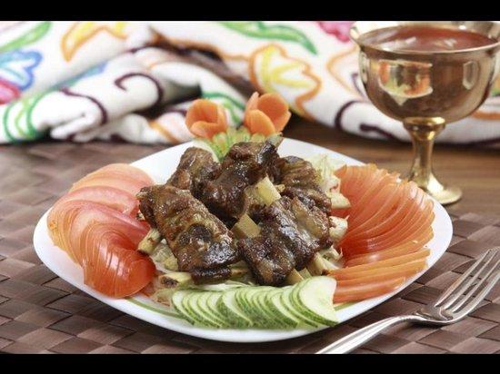 Kashmir Restaurant: Kabargah - Mutton Ribs