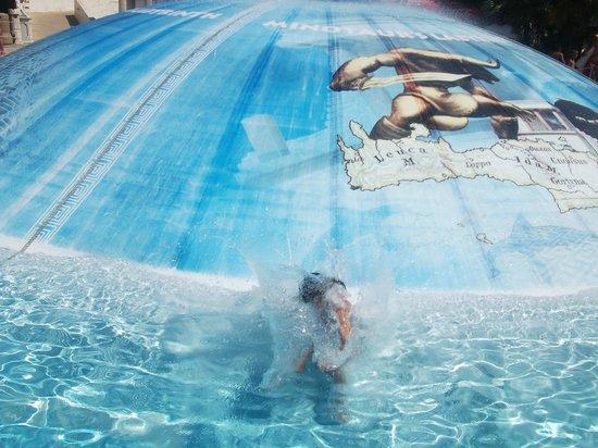 สวนน้ำวอเทอร์เวิลด์: Детский лабиринт