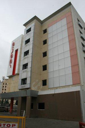 โรงแรมจิงเจอร์ กัว: Ginger Panaji Facade