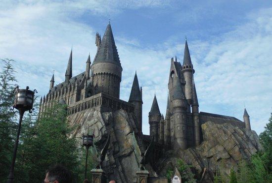 ยูนิเวอร์ซัลส์ ไอส์แลนด์ ออฟ แอดเวนเจอร์: Hogwarts