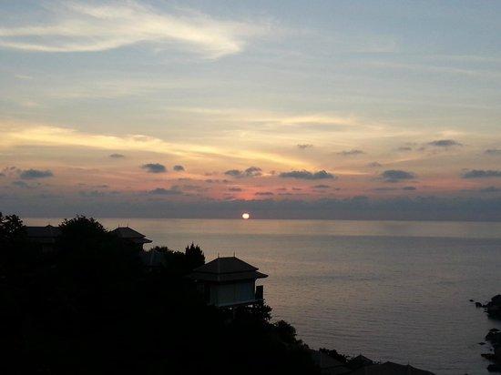 บันยันทรี สมุย: Sunrise view from the room