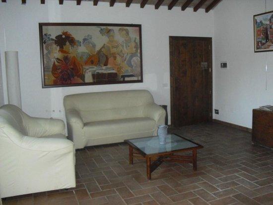 Bed & Breakfast San Marco: salotto in comune