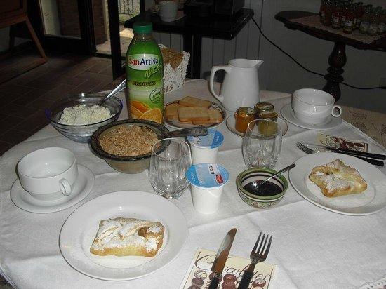 Bed & Breakfast San Marco: colazione