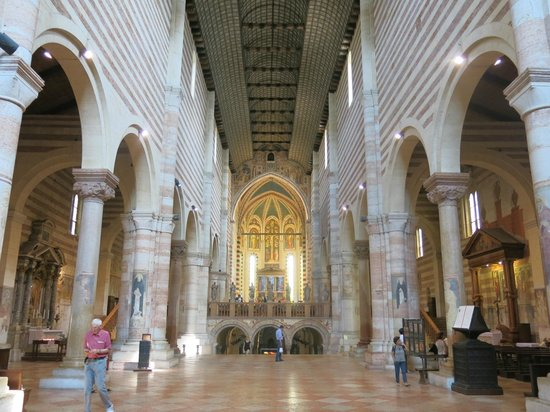 Basilica di San Zeno Maggiore: Majestic