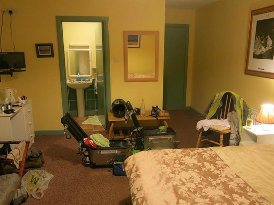 Ballyboghil, Irlandia: Inside the room