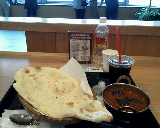 Cobara-Hetta Sapporo: 野菜カレーも美味しい