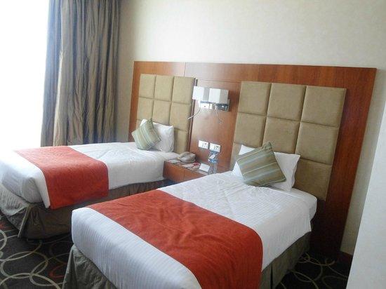 โรงแรมรามาดาเชลซี อัลบาชา: Bed