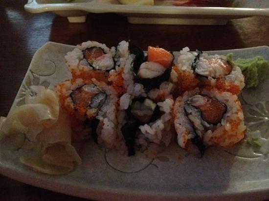 Eat Tokyo: roll