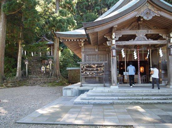 Oga Peninsula: 真山神社