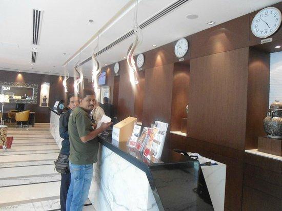 โรงแรมรามาดาเชลซี อัลบาชา: Reception