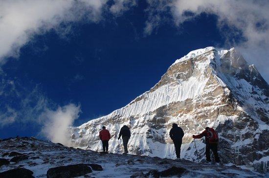 Trekking Team Pvt. Ltd. - Day Tours: accliamtisation trek on the way to Mera Peak