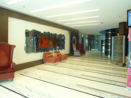 โรงแรมรามาดาเชลซี อัลบาชา: waiting area