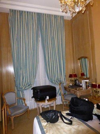 Hôtel Chateau Frontenac: habitaciones con estilo