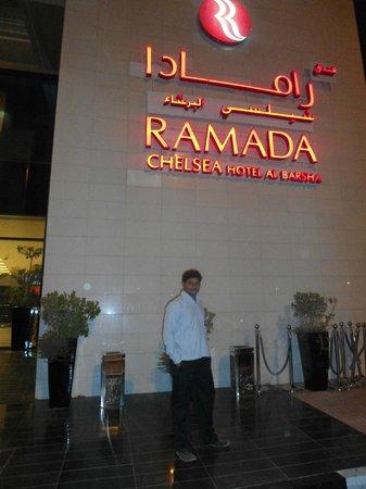 โรงแรมรามาดาเชลซี อัลบาชา: Name