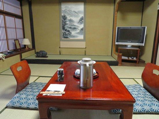 Sumiyoshiya: Our room