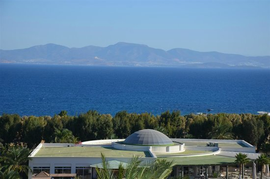 Kipriotis Panorama Hotel & Suites: View from room