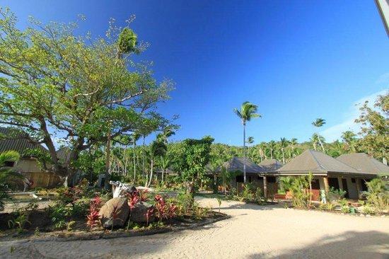 Paradise Cove Resort: Garden villas