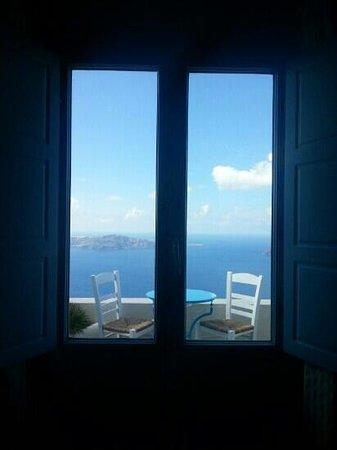 แอนโดรเมด้าวิลล่าส์: from the room window