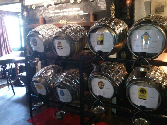 The Kings Arms Inn: Beer Festival