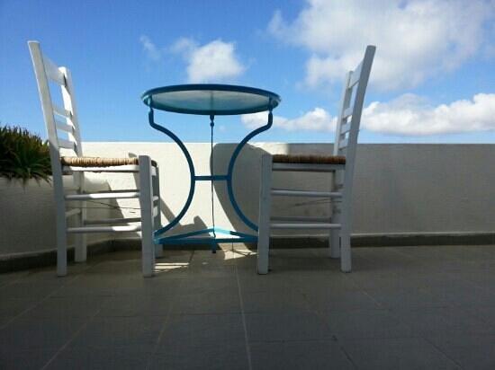 แอนโดรเมด้าวิลล่าส์: balcony