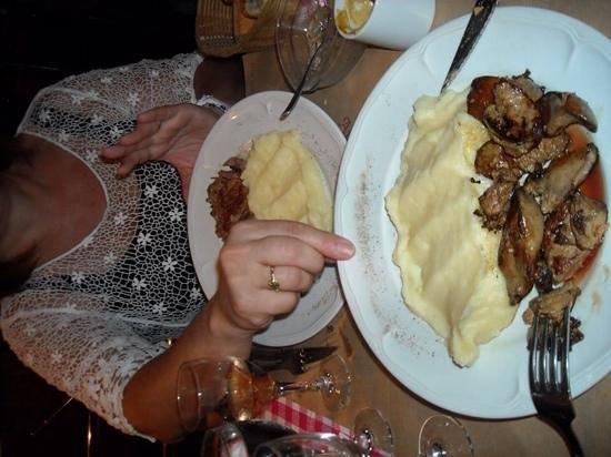 Au Pied de Fouet: Con sabor casero.....
