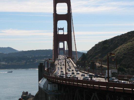 สะพานโกลเดนเกท: Golden Gate Bridge San Francisco