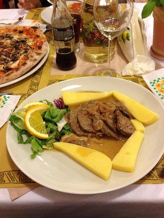 Carpaccio Ristorante Italiano: Figado em Varsovia