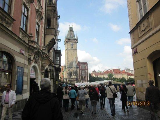Old Town Square: staromestsky namesty