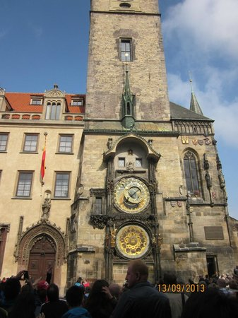 Old Town Square: Prague orly