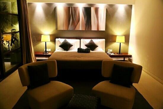 The Layar - Designer Villas and Spa: bedroom