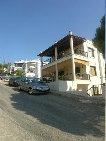 Azka Otel: appartement hôtel