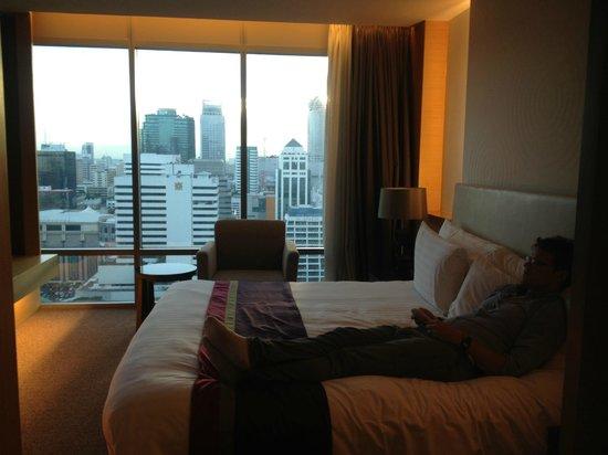 ศิวาเทล กรุงเทพ: Our amazing, comfortable and modern room