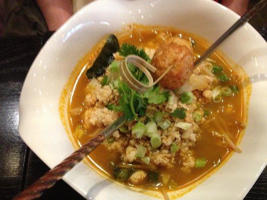 Sukhothai South Parade Leeds: Soup