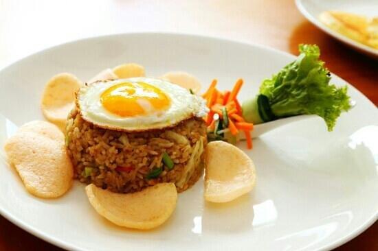 KoenoKoeni Villa: breakfast