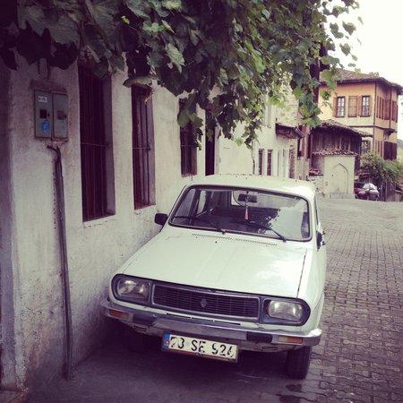 ซาฟรานโบลู, ตุรกี: ルノーがいる