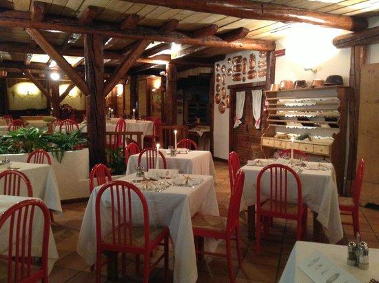 Centro Pineta Family Hotel & Wellness: ristorante