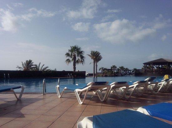 Occidental Jandia Playa: piscina animazione