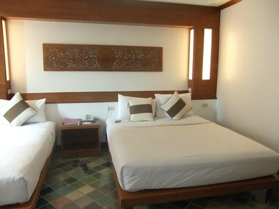 Chaweng Cove Beach Resort: superior room