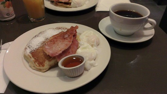Studio Cafe The Urban Coffee House: A Jack Reacher breakfast