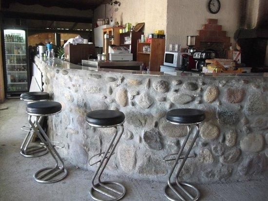 Domaine de Griggione : le bar