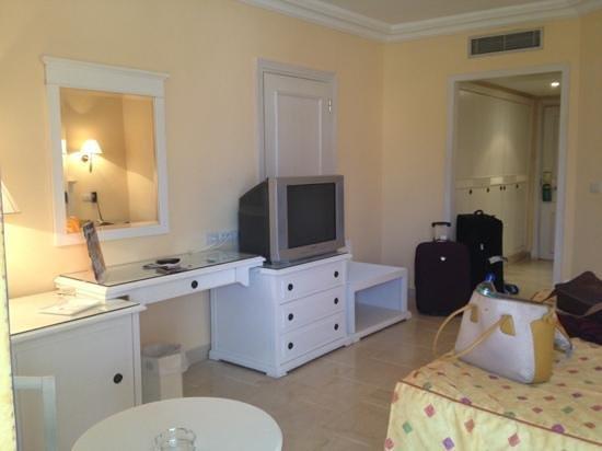 LTI Bellevue Park: our room