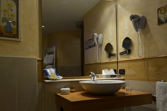 Welcome Hotel: Bagno