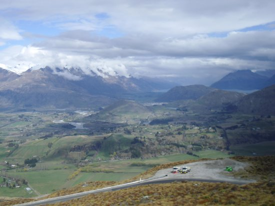 Coronet Peak: amazing views