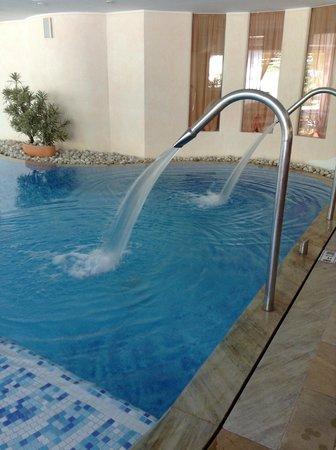 Centro Pineta Family Hotel & Wellness: lame cervicali