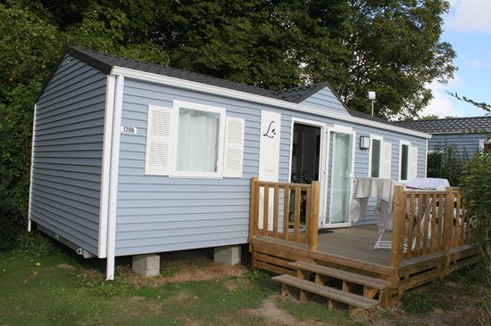 Yelloh! Village Le P'tit Bois: Le mobile-home