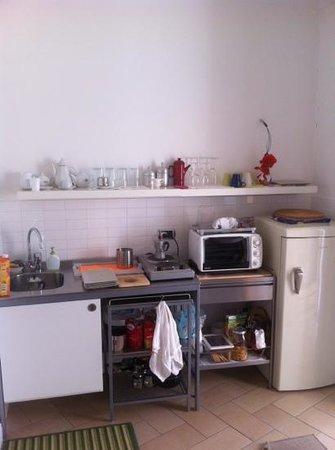 Il Portoncino: la cucina
