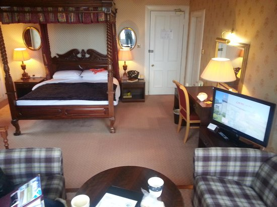 Old Manor Hotel: Room 4