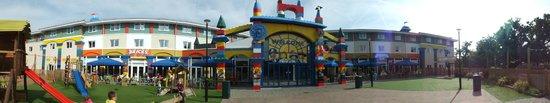 Legoland Windsor Resort Hotel: Panoramic View