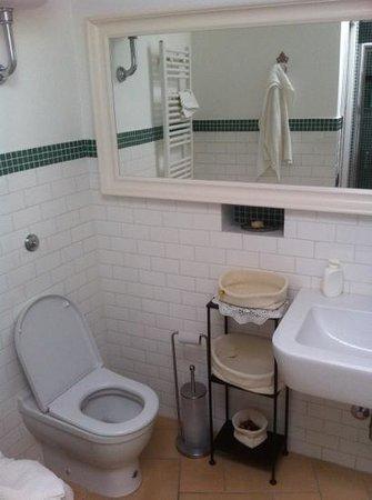 Il Portoncino: il bagno