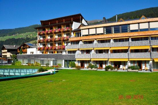 Family Resort Rainer: L'albergo